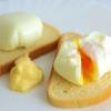 Be lukšto virti kiaušiniai — tabula rasa