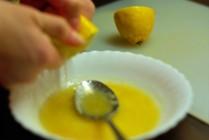 įspaudžiam citrinos sulčių