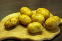 nuplauname bulves