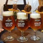 Apie dovanas ir Adler Bock alų